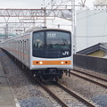 Photos: 205系M62編成 【普通 府中本町】  (2)