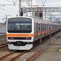 Photos: 209系M71編成【普通 南船橋】 (3)