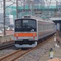 Photos: 205系M10編成【普通 南船橋】  (4)