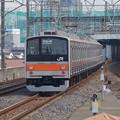 Photos: 205系M10編成【普通 南船橋】  (5)