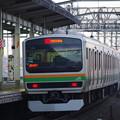 E231系U538編成【快速 宇都宮】  (4)
