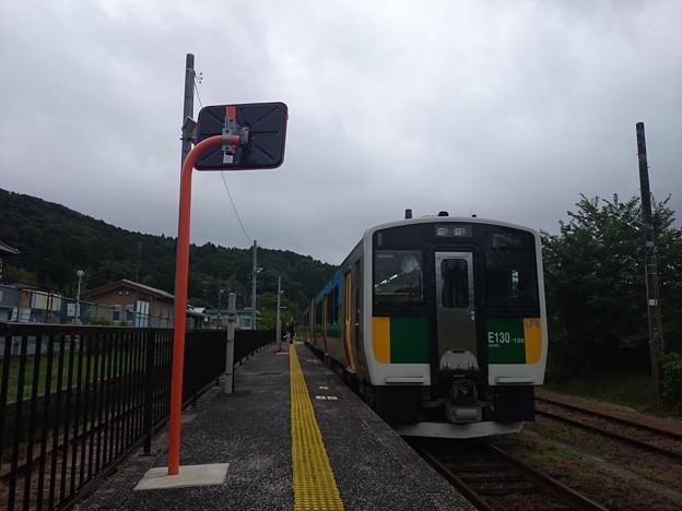 Photos: 上総亀山駅