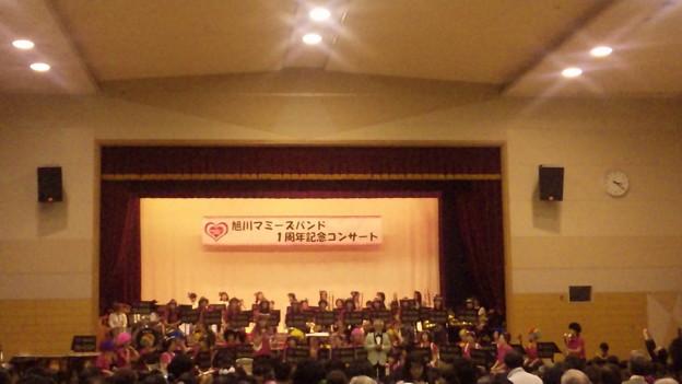 写真: 旭川マミーズバンド