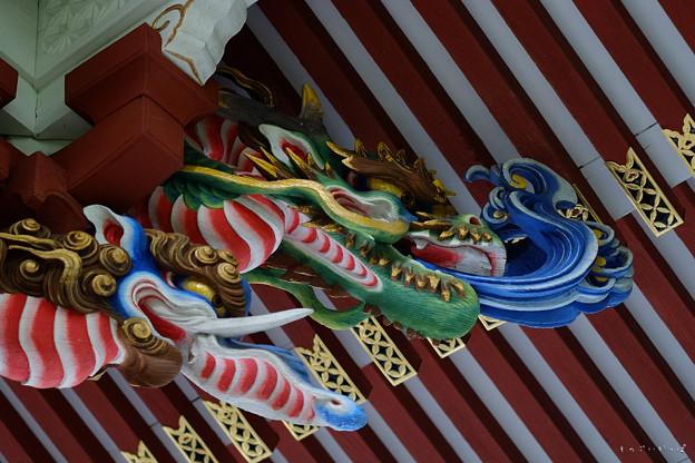 三峯神社 蜃(しん)-6530
