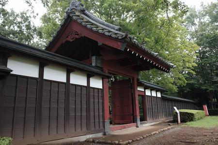 逆井城_12関宿城門-2198