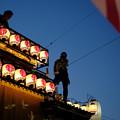 Photos: 川越祭り_06_八幡太郎-0190
