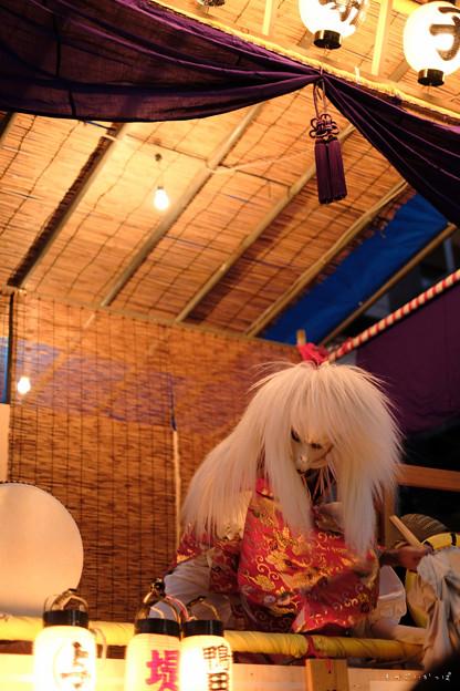 Photos: 川越祭り_05_狐踊り-0185