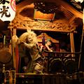 Photos: 川越祭り_27_家光きつね-0299