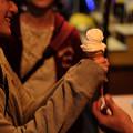 Photos: 川越祭り_25_トルコアイス_まゆ-0289