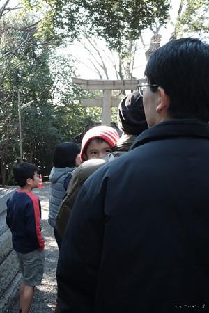 谷保天満宮_02視線-2589