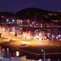横須賀基地の夜もロマンチックな気分・・20140518