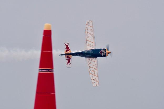 空のF1と言われるレッドブルエアレース。。20160605