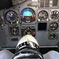 Photos: ボーイングB747-200の意外に狭い操縦席。。セクション41。。20160626