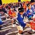 靖国神社みたままつり。。カッコ良く踊る少年 阿波踊り 20160716