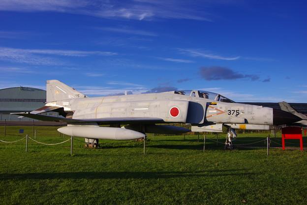 三沢航空科学館 第8飛行隊時代のF-4E。。20160910