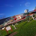 三沢航空科学館。。三沢基地で仕様されていたF-1。。20160910