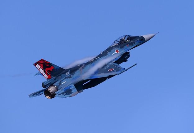 三沢の大空へ。。第3飛行隊スペマ機機動飛行へ上がる。。