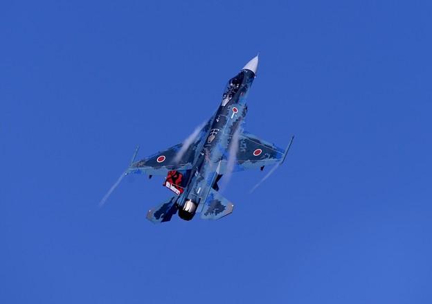 見せてくれた第3飛行隊スペマ機ハイレート。。