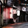 雨の福岡 柳橋連合市場。。20161008