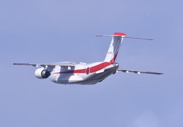 岐阜基地航空祭。。C-1の後継機 岐阜のXC-2。。