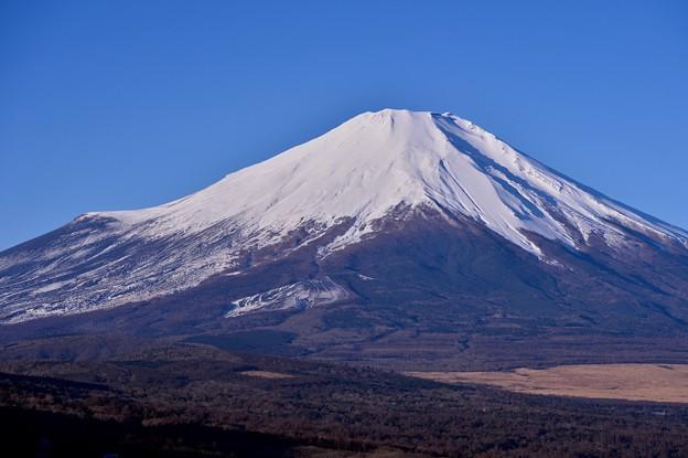 パノラマ台から綺麗な富士山を。。20170101