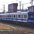 伊豆箱根鉄道大雄山線。。5000系 飯田岡駅へ。。20170205