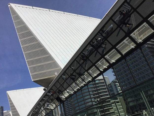 撮って出し。。カメラの祭典CP+会場 パシフィコ横浜。。2月26日