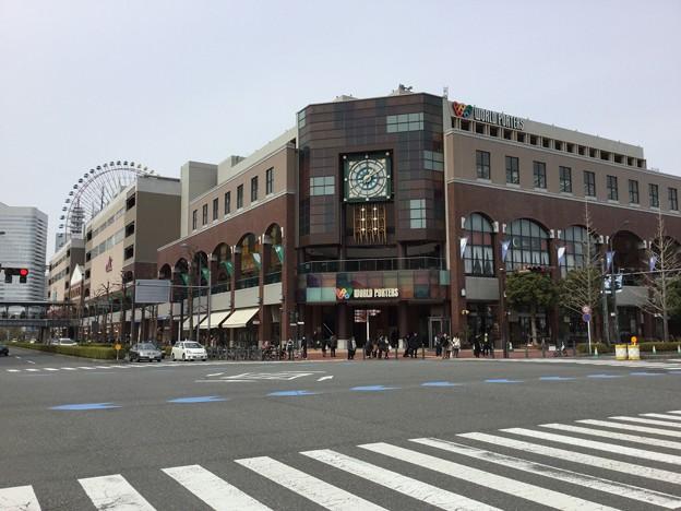 撮って出し。。散歩して横浜ワールドポターズへ。。(^^)3月18日