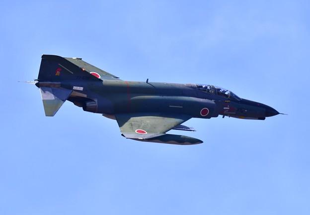 百里のセカンド2機目の迷彩ファントム軽くひねり20170224