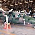 退役した陸上自衛隊連絡偵察機LR-1を見れて。。