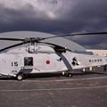 Photos: 木更津航空祭。。館山基地の海上自衛隊SH-60