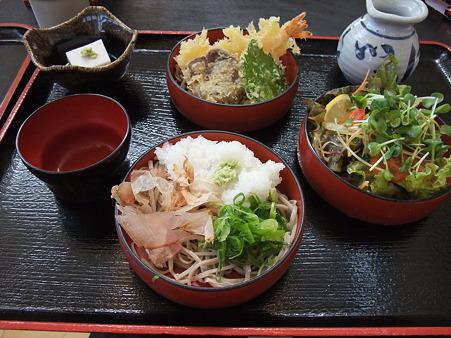 蕎麦:道の駅・いながわ【兵庫】そば三昧