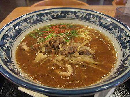 しし肉味噌ラーメン(舞鶴若狭道【下り】・西紀SA)