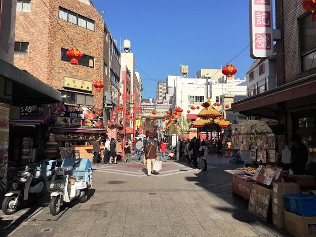 神戸南京街 屋台と料理 (4)