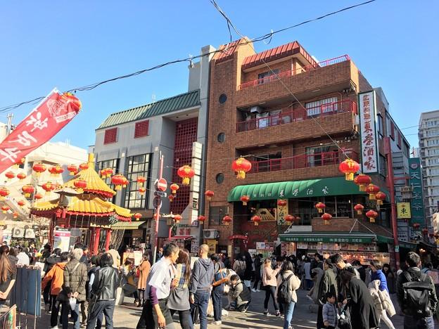 神戸南京街 屋台と料理 (5)