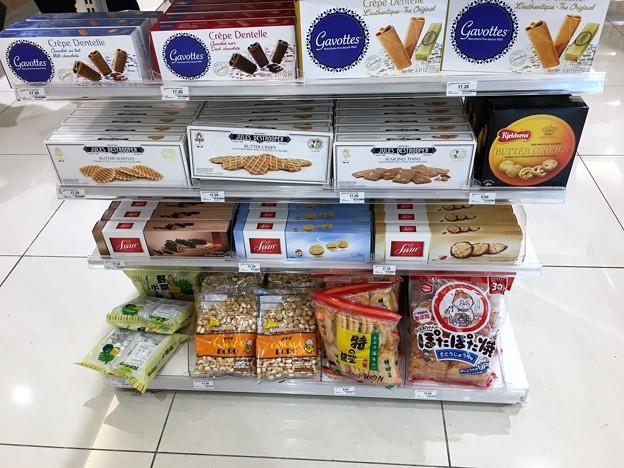 クアラルンプール空港のファミリーマートとセブンイレブン (15)