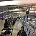 Photos: 関西空港 エアアジアの混乱 (4)