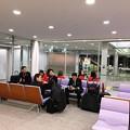 Photos: 関西空港 エアアジアの混乱 (6)