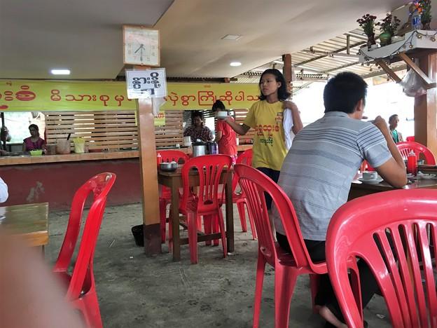 イーストダゴンのカフェと小姐 (3)