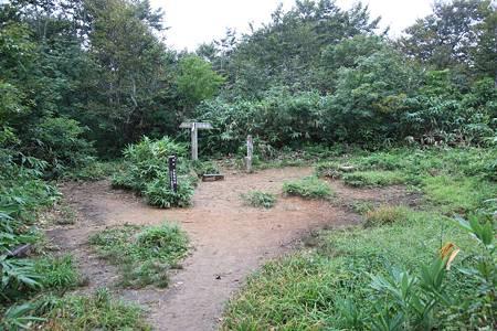荒島岳(北陸ツーリング)-20100920-144648