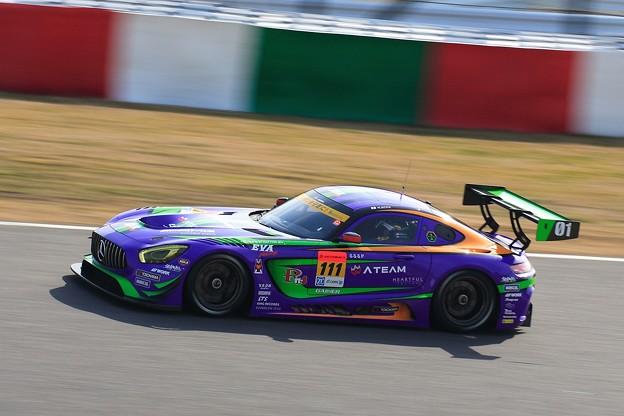 Photos: エヴァRT初号機 Rn-s AMG GT
