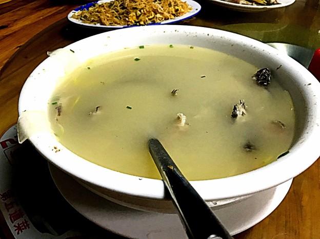 カサゴのスープ
