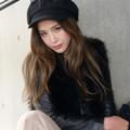 益田杏奈階段Wアップ