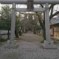 広瀬神社?