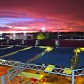 写真: オーストラリアの夜景