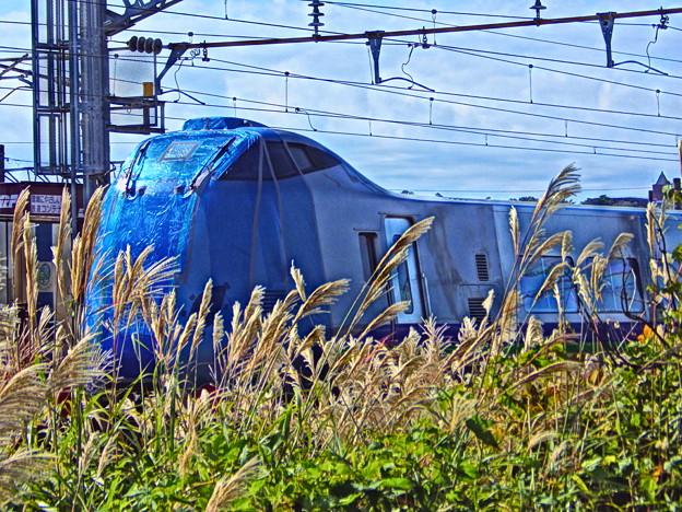 秋田貨物駅のキハ285系 vol.2