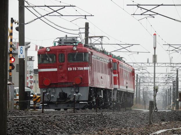 EF81‐95牽引~ED75‐758配給 vol.4