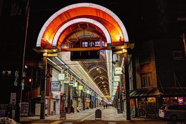 夜の札幌 狸小路編