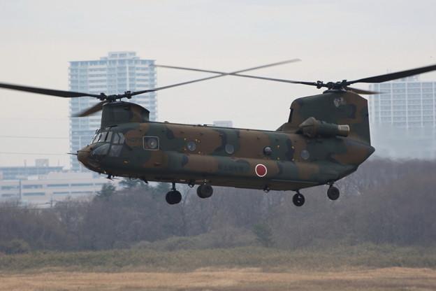 降下訓練始め9 CH-47