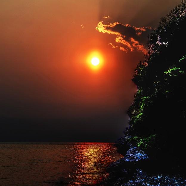 Sunset Vision ~浮島海岸~
